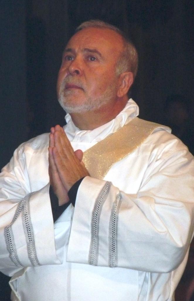Don Michele Carobello, nuovo parroco di San Germano