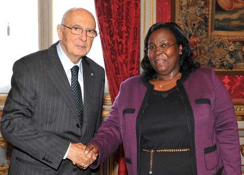 Intervista esclusiva all'ambasciatrice del Kenia in Italia