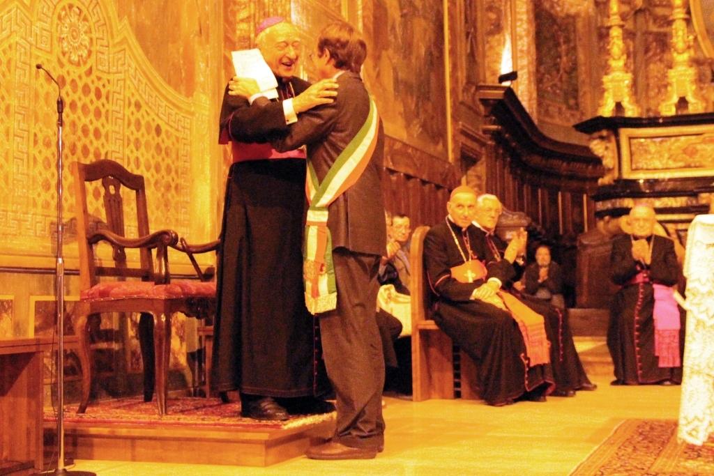Mons. Bettazzi festeggia 50 anni di ordinazione episcopale