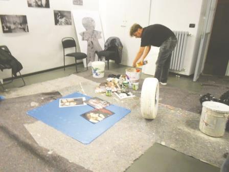 L'artista francese Jean Paul Charles parteciperà alla Turin Marathon
