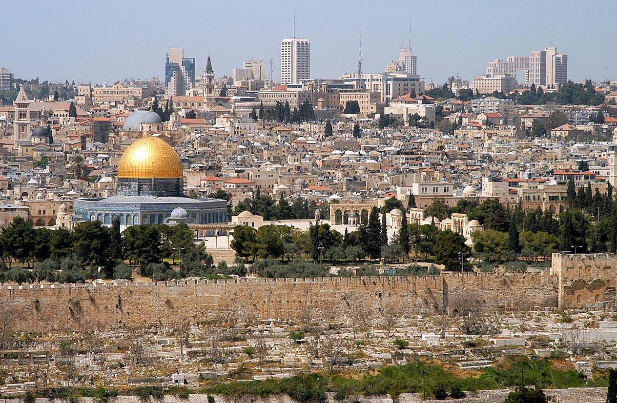 Quale Dio per Gerusalemme?