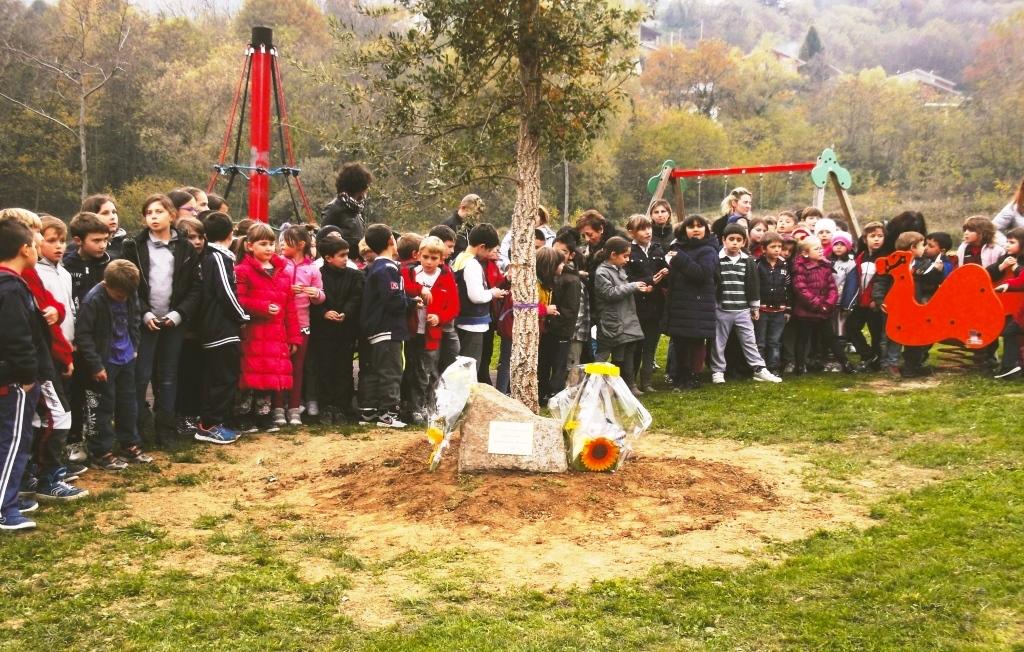 A Cantalupa, una quercia per ricordare il piccolo Ludovico