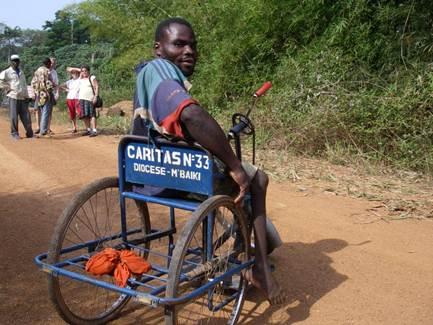 La Caritas di Pinerolo: dalle Filippine alla Repubblica Centrafricana