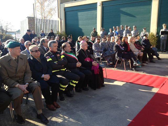 A Pinerolo inaugurata la nuova sede della Guardia forestale