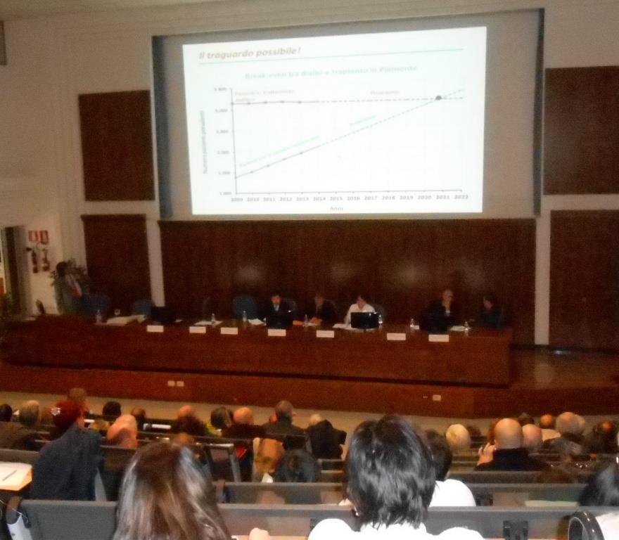 A Torino gli stati generali della nefrologia piemontese