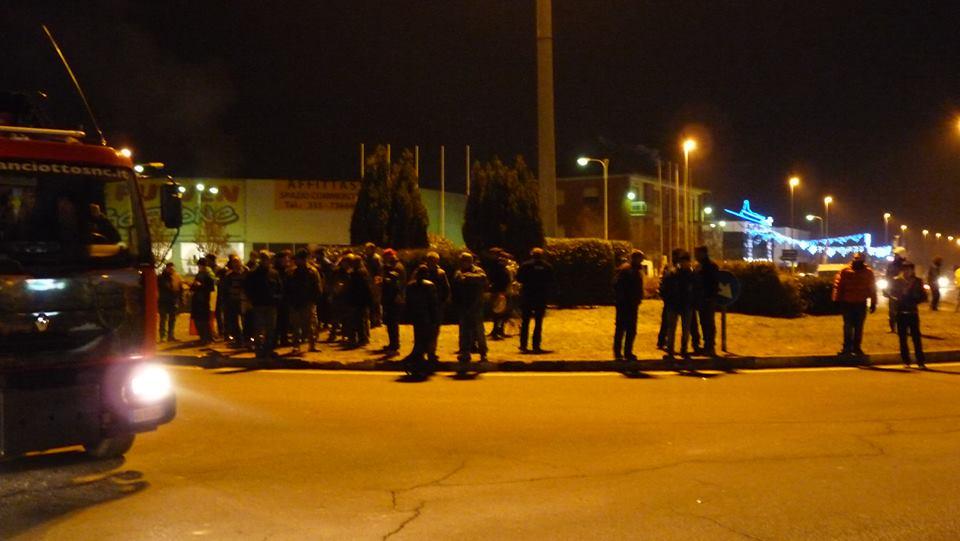 [Protesta dei Forconi] Pinerolo, per domani c'è il rischio di blocco totale