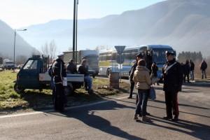 La situazione a Villar Perosa (ore 12:50)