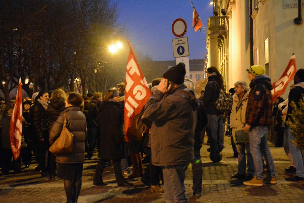 [Protesta dei Forconi] Domani ci sarà ancora qualche blocco a Bibiana e la rotonda di Eataly