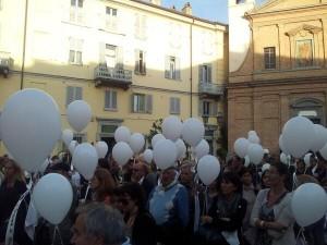 Manifestazione Tribunale Pinerolo