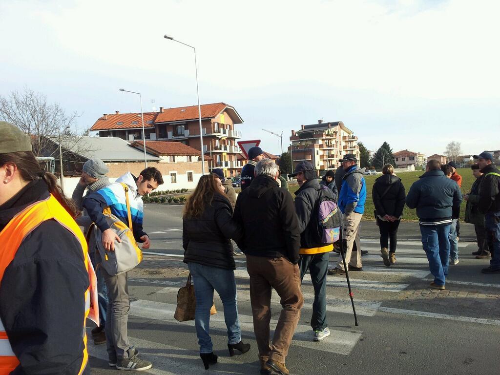 [Protesta delle rotonde] Nei prossimi giorni potrebbero tornare dei blocchi stradali