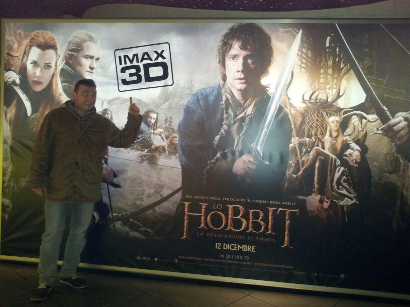 A Milano l'anteprima de Lo Hobbit – La desolazione di Smaug