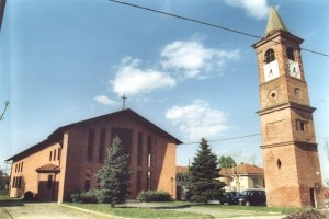 La chiesa di Appendini (Buriasco)