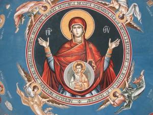 madre di dio