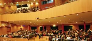 Interno teatro sociale pinerolo