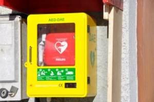 Defibrillatore Sestriere