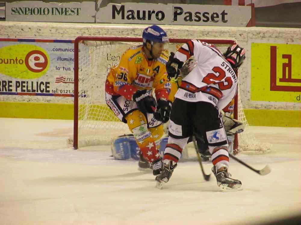[Hockey] Valpe stellare, il Cortina ne prende 11
