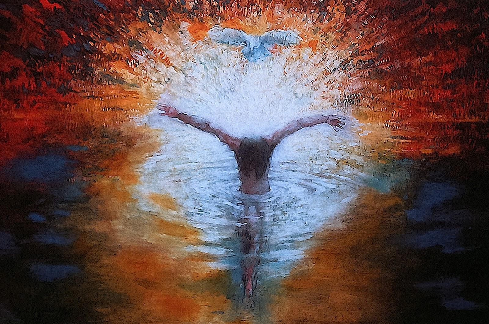 Battesimo di Gesù: il cielo si apre sulla terra