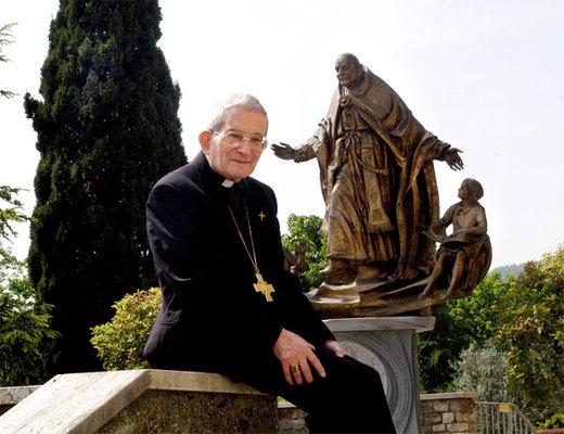 Addio al cardinal Capovilla. Nel 2012 rilasciò un'intervista a Vita Diocesana