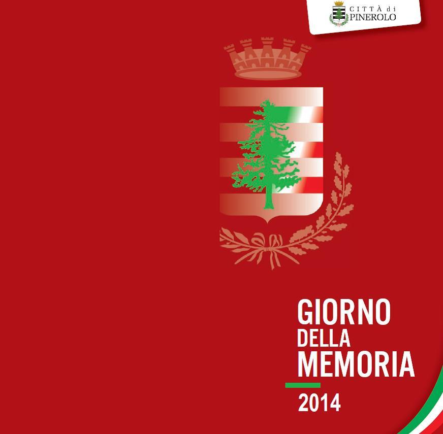 Pinerolo. Il 23 e 25 gennaio il Giorno della Memoria