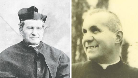 Don Bosco e Don Barra: l'arte della santità