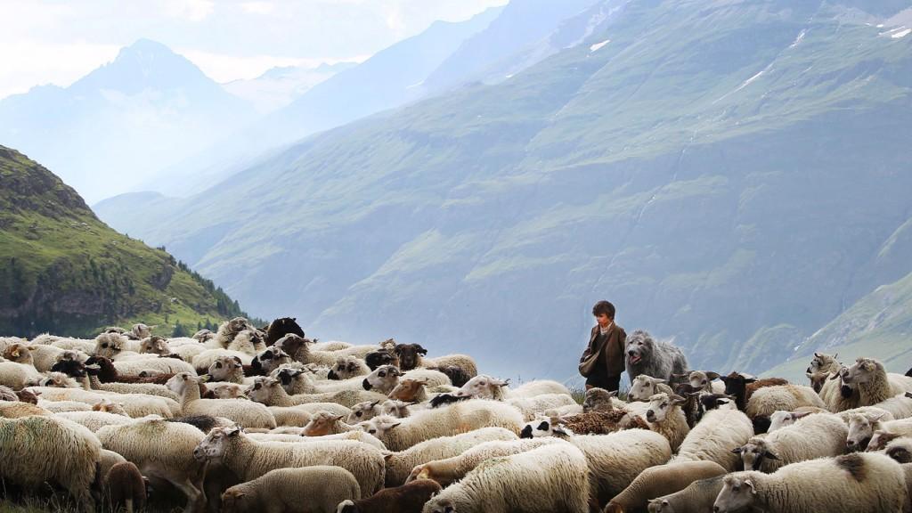 Con belle e sébastien i pirenei traslocano in maurienne