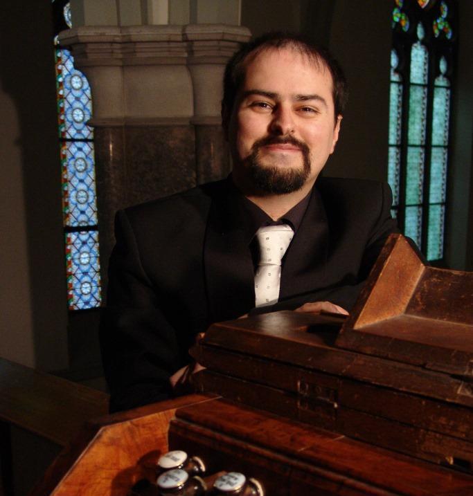 Sabato 22 febbraio, a Pinerolo, concerto d'organo di Manuel Tomadin