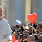 Papa Francesco incontra i fidanzati