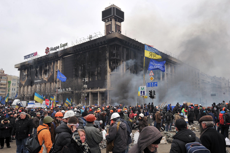 Papa Francesco lancia un appello perché torni la pace in Ucraina