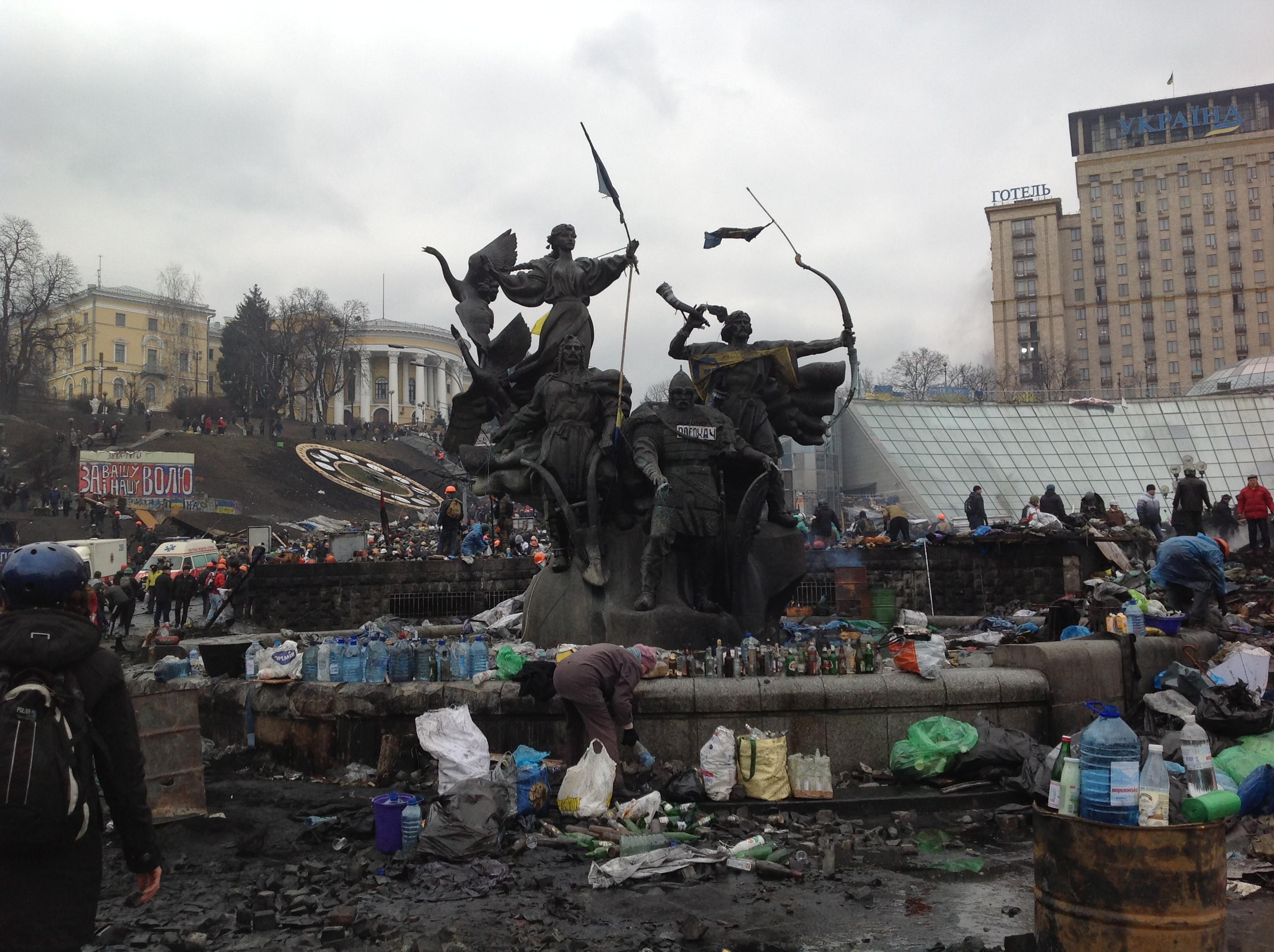 Lutto nazionale in Ucraina