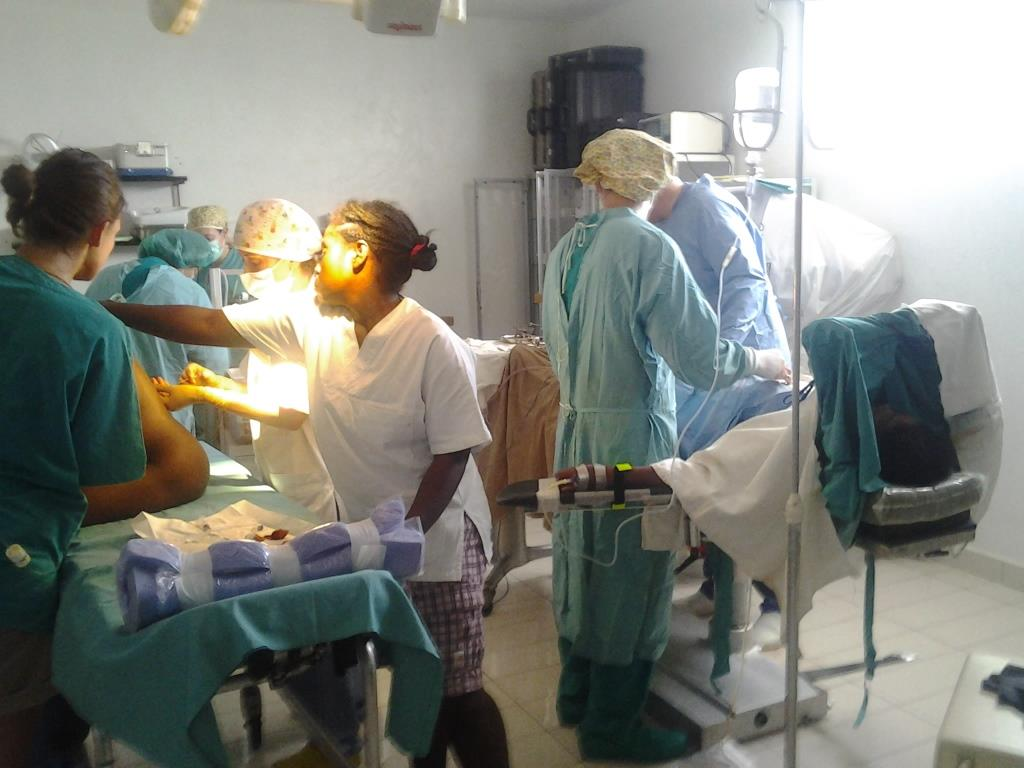 sala operatoria madagascar
