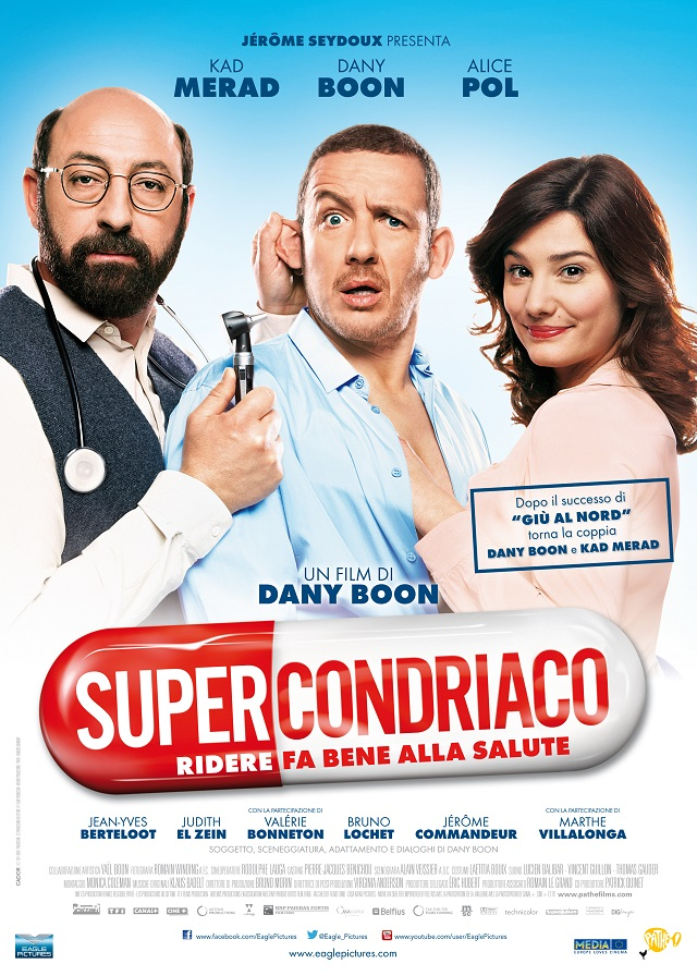 """""""Supercondriaco"""" bissa """"Giù al Nord"""""""
