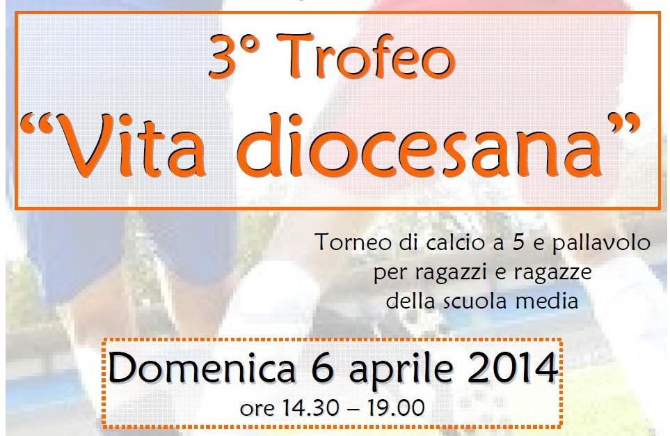 Tornei diocesani, aperte le iscrizioni per l'edizione 2014