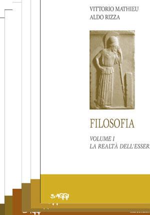"""L'impegno dei laici e la filosofia cristiana. Torna in libreria """"La filosofia"""" di Vittorio Mathieu e Aldo Rizza."""