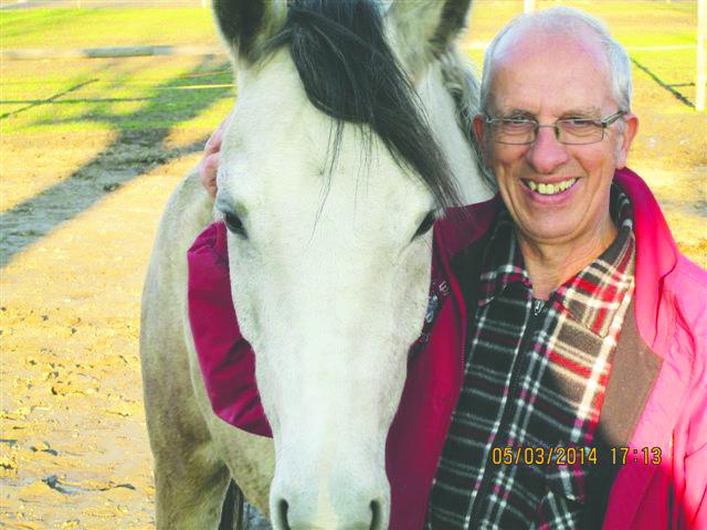 Piero Battistini, l'uomo che sussurra ai cavalli