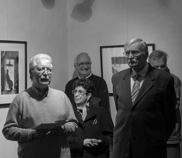 Inaugurata la mostra fotografica di Augusto Cantamessa