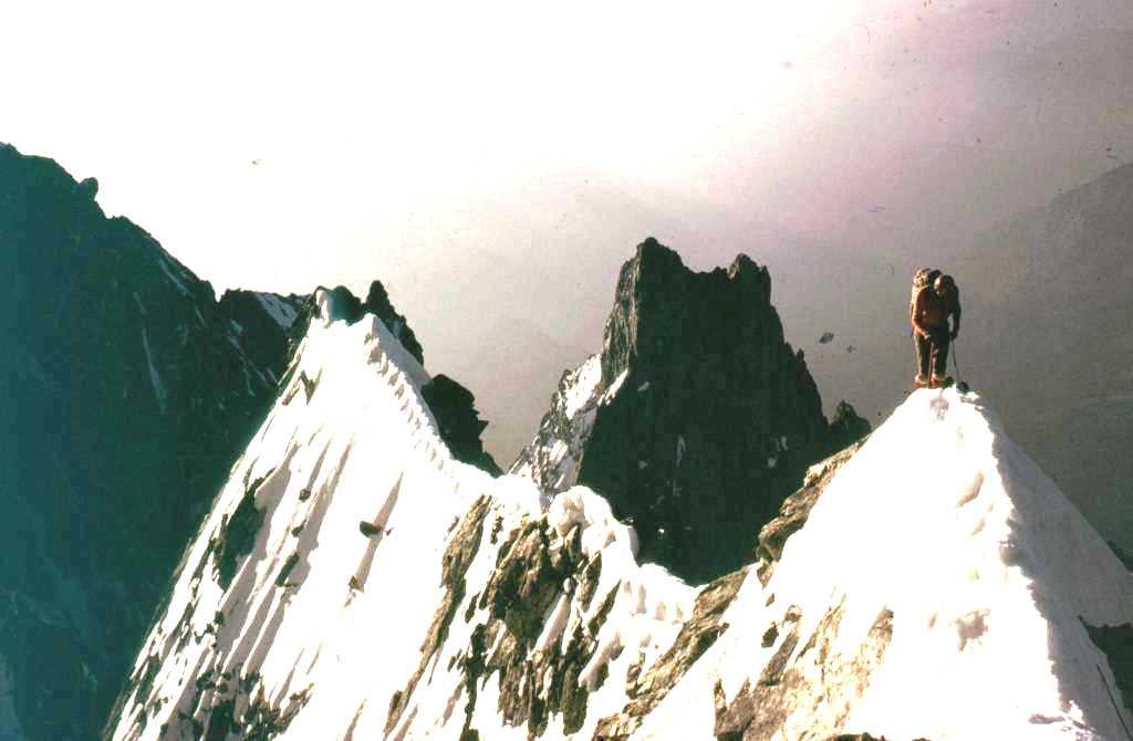 Luciano Ratto e l'arte di collezionare vette