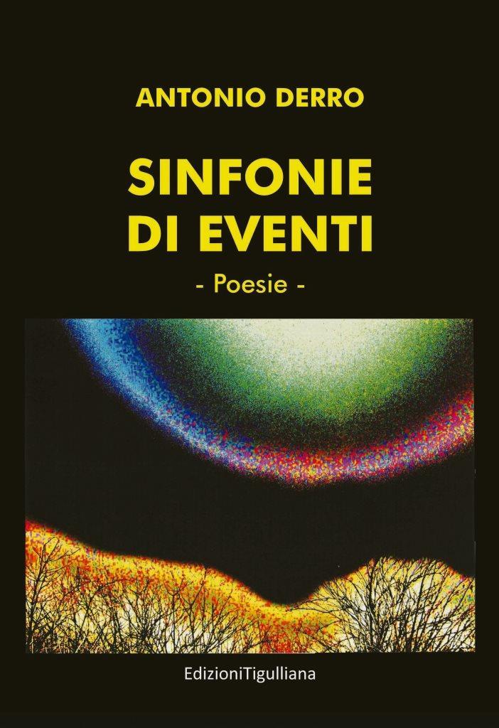 Pubblicata una nuova raccolta di poesie di Antonio Derro
