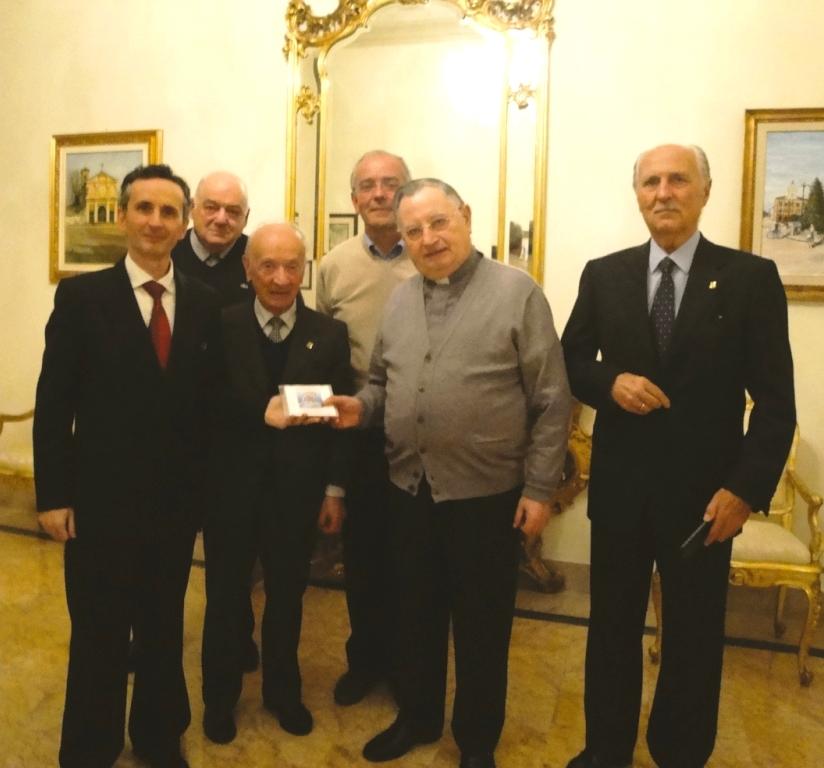 """I """"Piemontesi nel mondo"""" hanno incontrato il cardinale Bertello"""