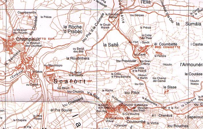 Presentazione 42° volume dell'atlante toponomastico del Piemonte montano