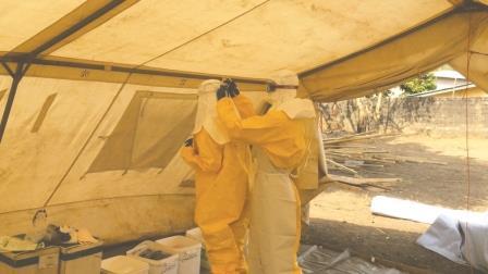 Ebola: ennesima piaga per l'Africa