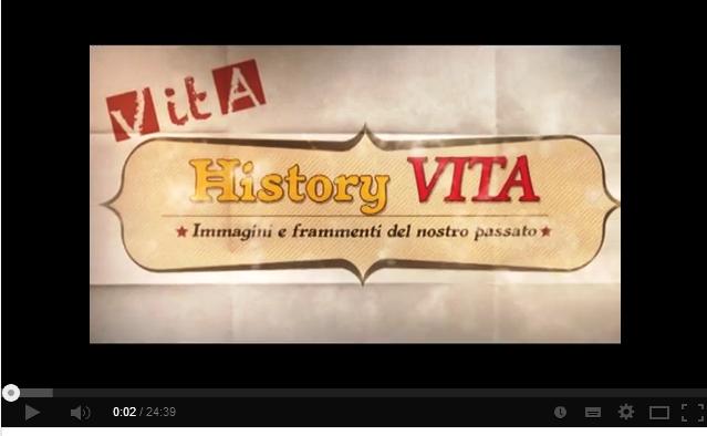 """In occasione del 25 aprile debutta """"History Vita"""""""