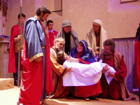 Le sacre rappresentazioni della Passione in Piemonte