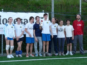 Primi Classificati Volley - IMI