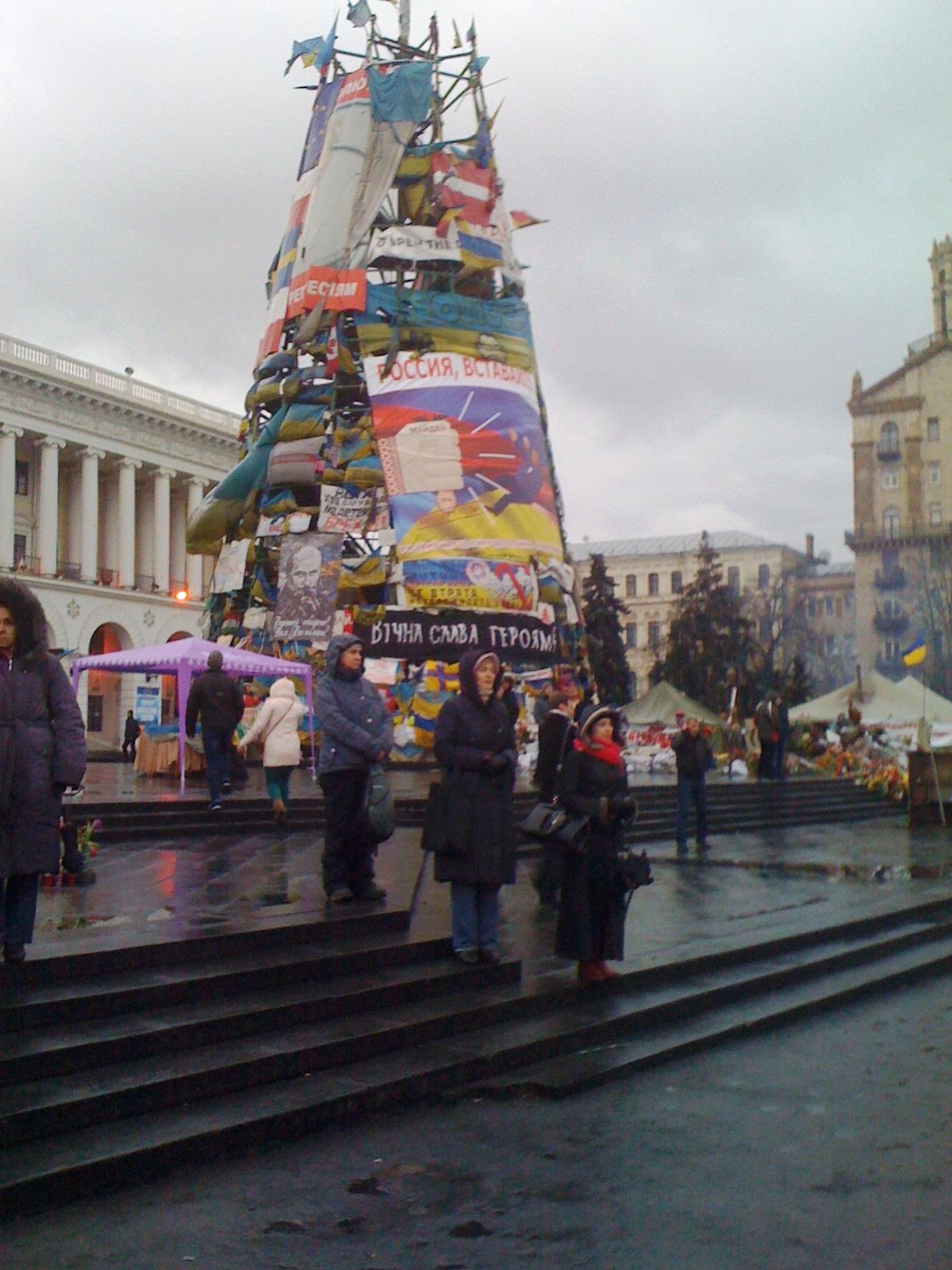 Da Garzigliana a Kiev