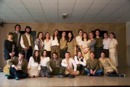 Avevamo vent'anni: la Resistenza interpretata e rivissuta dagli studenti degli Istituti superiori di Pinerolo