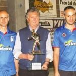 BOCCE Perosa Argentina Selezione Coppie Serie A 2014 Premiazione G