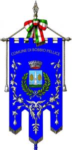 Bobbio_Pellice-Gonfalone