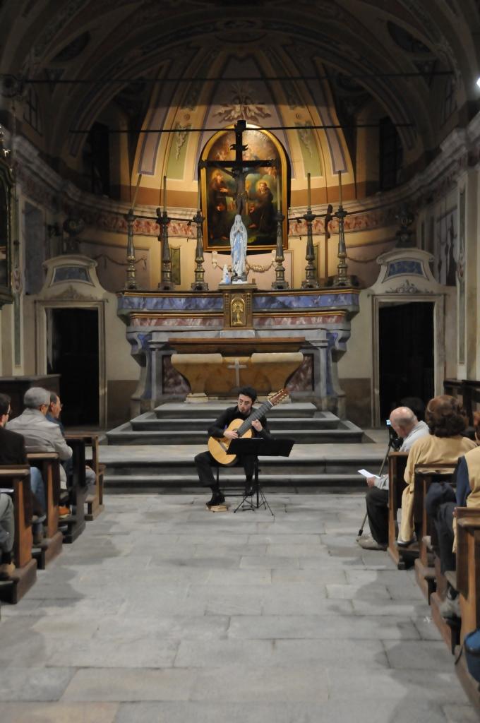 Rassegna chitarristica: il 23 maggio gran finale a San Maurizio