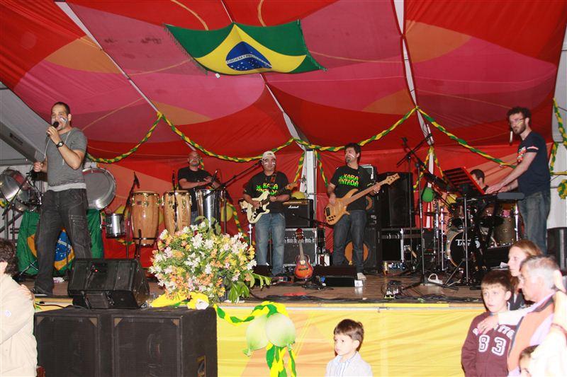 Piossasco. Dall'11 al 15 giugno la Festa brasiliana di solidarietà