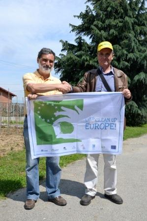 Coldiretti Torino ha aderito alla campagna Let's Clean Up Europe